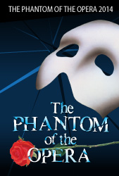 The Phantom of the Opera 2014