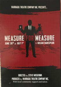 Measure for Measure Logo