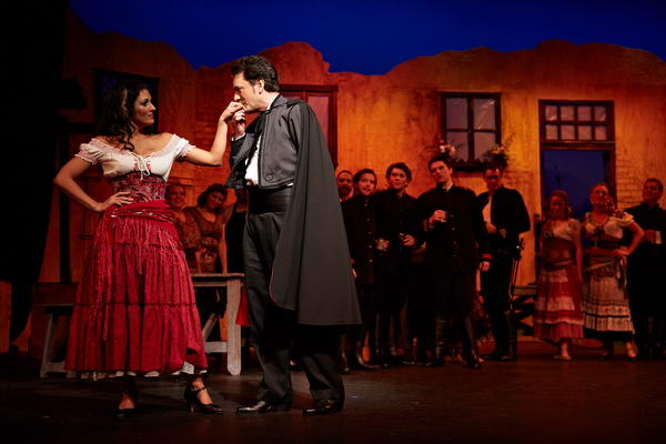 Carmen - the musical