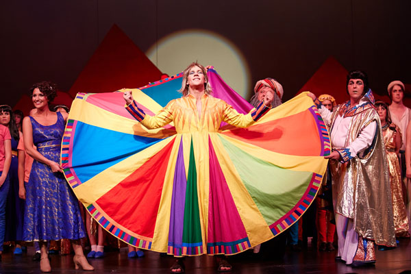 Joseph and the Amazing Technicolor Dream Coat